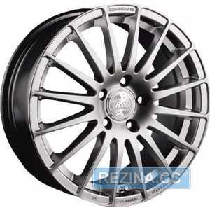 Купить RW (RACING WHEELS) H305 HS R15 W6.5 PCD5x114.3 ET40 DIA73.1