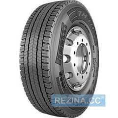 Купить Грузовая шина PIRELLI ENERGY TH01 (ведущая) 275/70R22.5 148/145M (150L)