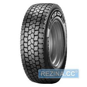 Купить Грузовая шина PIRELLI TR01 (ведущая) 295/80R22.5 152/148M