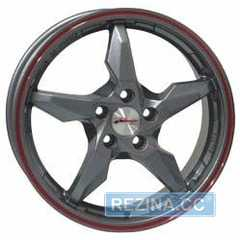 Легковой диск RS WHEELS 5240 (cb/yl) - rezina.cc
