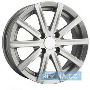 Купить ANGEL Baretta 405 S R14 W6 PCD4x114.3 ET37 DIA69.1