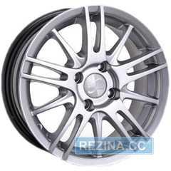 Купить Легковой диск STORM AT-115 HS R14 W6 PCD4x100 ET35 DIA67.1
