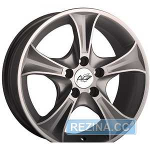 Купить ANGEL Luxury 506 SD R15 W6.5 PCD4x108 ET35 DIA67.1