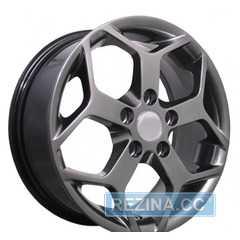 Купить Легковой диск STORM AT-564 HB R15 W6 PCD5x108 ET52.5 DIA63.4