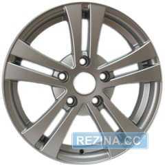 Купить Легковой диск TECHLINE TL540 Silver R15 W6 PCD5x112 ET40 DIA57.1