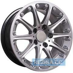 Купить Легковой диск STORM ZR-F1407 HS R15 W7 PCD5x112 ET25 DIA66.6