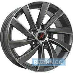 Купить REPLICA VOLKSWAGEN SK523 GMF R16 W6.5 PCD5x112 ET46 DIA57.1