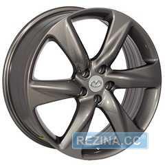 Купить REPLICA INFINITI FR268A GM R20 W8 PCD5x114.3 ET50 DIA66.1