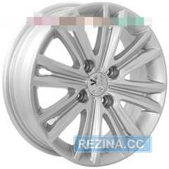 Купить REPLICA PEUGEOT Z201403 S R15 W6 PCD4x108 ET27 DIA65.1