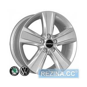 Купить REPLICA RENAULT Z1108 S R16 W6.5 PCD5x118 ET45 DIA71.1