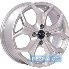 Купить REPLICA FORD FR393 S R16 W6.5 PCD4x108 ET37 DIA63.4