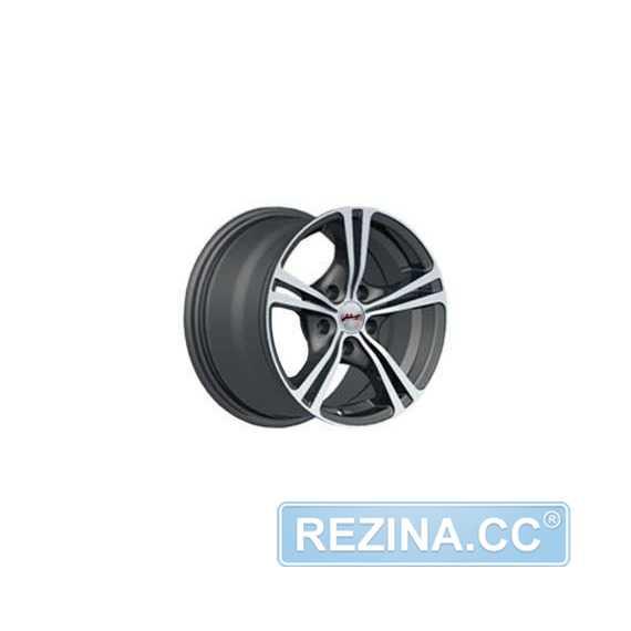 Купить RS WHEELS Wheels 5164TL HS R14 W6 PCD4x108 ET35 DIA65.1