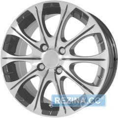 Купить Легковой диск BANZAI Z521 HB R15 W8 PCD5x120 ET40 DIA65.1