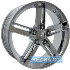 Легковой диск BANZAI Z547 CH - rezina.cc