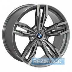 Купить REPLICA BMW B502 GMF R21 W10 PCD5x120 ET40 HUB74.1