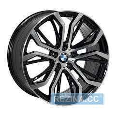 Купить REPLICA BMW FR528 BKF R21 W11 PCD5x120 ET38 HUB74.1