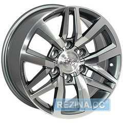 Купить REPLICA TOYOTA QC1158 GMF R17 W7.5 PCD6x139.7 ET30 DIA106.1