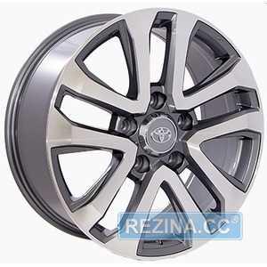 Купить REPLICA TOYOTA BK5118 GP R20 W8.5 PCD5x150 ET45 DIA110.2