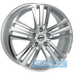 Купить REPLICA NISSAN FR832 SF R18 W8 PCD5x114.3 ET43 DIA66.1
