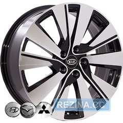 Купить REPLICA HYUNDAI FE136 BMF R18 W7 PCD5x114.3 ET41 DIA67.1