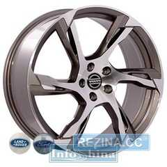 Купить REPLICA VOLVO V514 GMF R19 W8 PCD5x108 ET49 DIA63.4