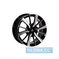 Купить REPLICA MITSUBISHI MI548 BMF R17 W7.5 PCD6x139.7 ET38 HUB67.1