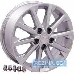 Купить REPLICA SUZUKI M762 S R16 W6.5 PCD5x114.3 ET45 HUB60.1