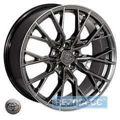 Купить REPLICA TOYOTA BK5137 HB R19 W8 PCD5x114.3 ET30 DIA60.1