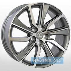 Купить REPLICA TOYOTA BK5039 GP R18 W8 PCD5x114.3 ET38 DIA60.1