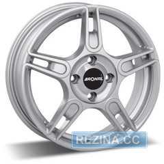 Легковой диск RONAL R 52 Silver - rezina.cc