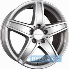 Легковой диск RONAL R48 Silver - rezina.cc