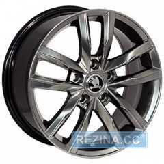 Купить REPLICA AUDI BK5182 HB R16 W7 PCD5x112 ET45 DIA57.1