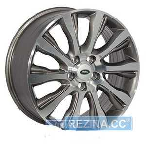 Купить ZF -FR913 GMF R21 W9.5 PCD5x120 ET53 DIA72.6
