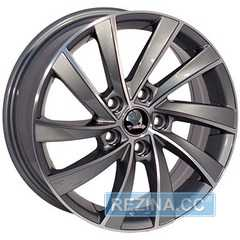 Купить ZF SK523 GMF R16 W6.5 PCD5x112 ET46 DIA57.1
