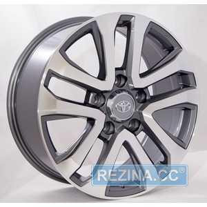Купить ZW BK5118 GP R18 W8 PCD5x150 ET45 DIA110.2