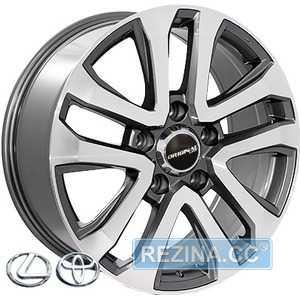 Купить ZW BK5118 GP R20 W8.5 PCD5x150 ET45 DIA110.2