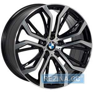 Купить ZF FR528 BKF R21 W10 PCD5x120 ET40 DIA74.1