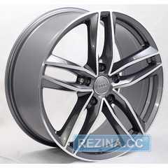 Купить ZW BK690 GP R20 W9 PCD5x112 ET35 DIA66.6