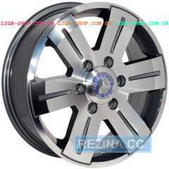 Купить ZW BK562 GP R16 W7 PCD6x130 ET60 DIA84.1