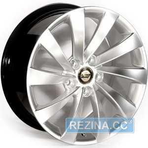 Купить TRW Z811 HS R16 W7 PCD5x100 ET40 DIA57.1