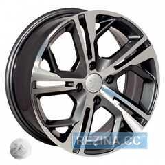 Купить ZW D5139 MGRA R16 W6.5 PCD4x108 ET25 DIA65.1