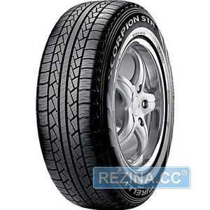 Купить Всесезонная шина PIRELLI Scorpion STR 255/70R18 112S