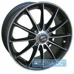 Легковой диск STILAUTO SR600 Black ​IT - rezina.cc