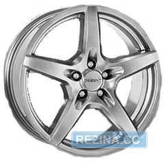 Легковой диск DEZENT T Silver DE - rezina.cc