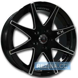 Купить MARCELLO TF-CX AM/B R16 W6.5 PCD5x114.3 ET38 DIA73.1