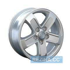 Легковой диск REPLICA WZ615 Silver - rezina.cc