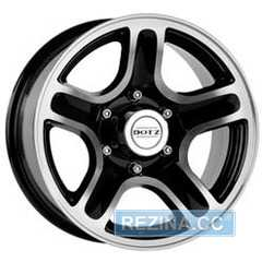 Купить DOTZ HAMMADA DARK R17 W8 PCD6x139.7 ET50 DIA110