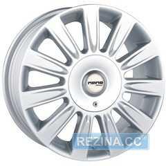 Легковой диск NANO DW-864 Silver - rezina.cc