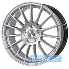 Купить Легковой диск PDW Race Silver Machine Face R17 W7 PCD5x114.3 ET38 DIA60.1