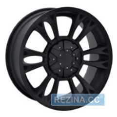 Легковой диск PDW Spinster Flat Black - rezina.cc